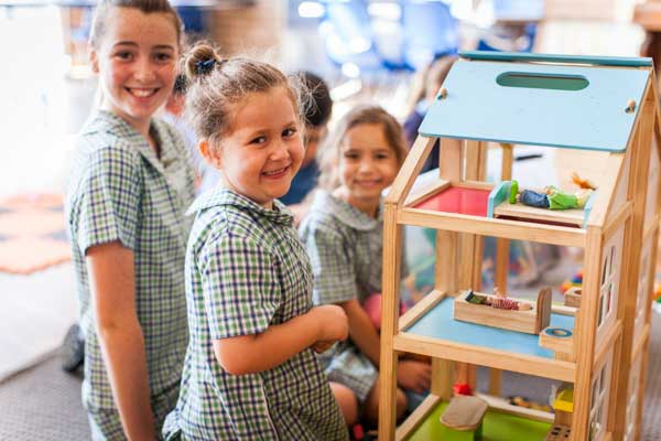St Michael's Catholic Primary School Meadowbank Before and After School Care