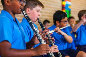 St Michael's Catholic Primary School Meadowbank Band