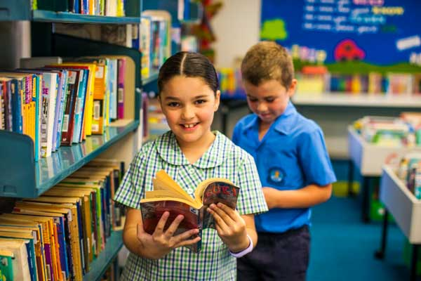 St Michael's Catholic Primary School Meadowbank Library